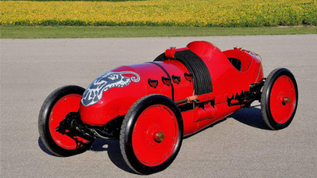 1910 Buick 60 Special 'Bug' racer