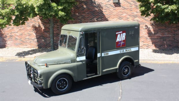 1951 Dodge 1-ton mail truck