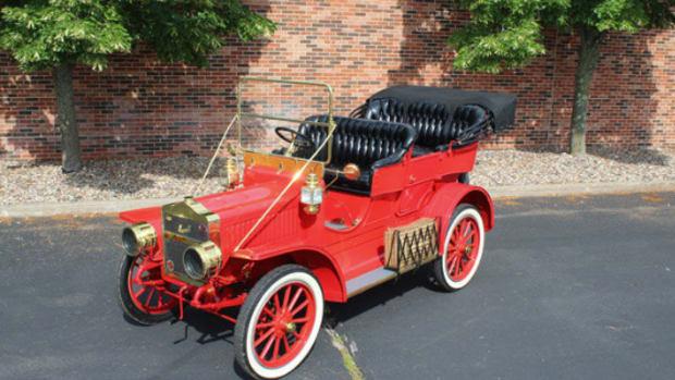 1908 Maxwell Model D