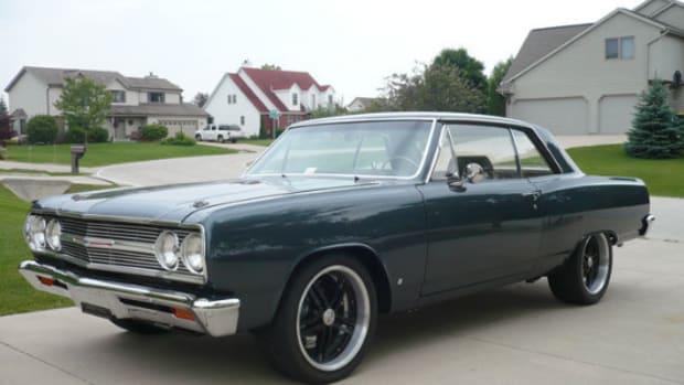 1965 Chevrolet Malibu custom