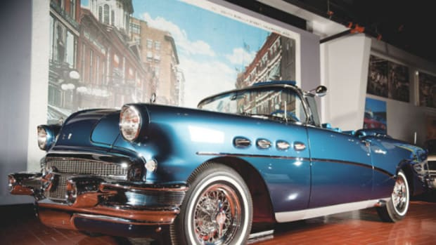 Buick 1956X Century
