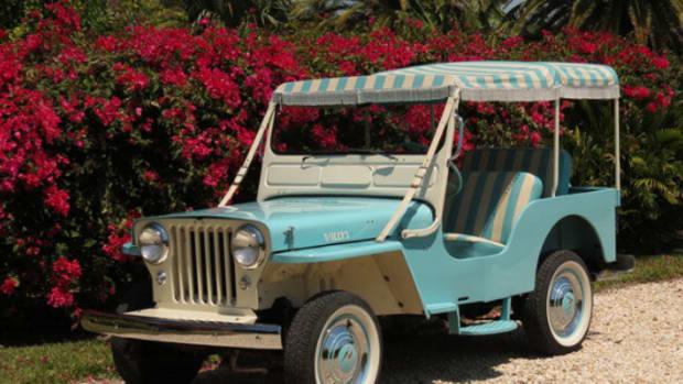 1963 Jeep Surrey Gala