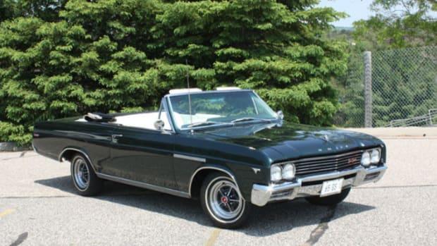 1965 Buick Gran Sport convertible