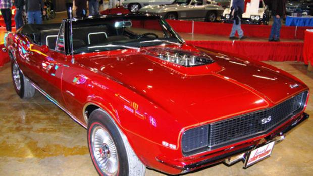 1967 'Cherokee' Camaro