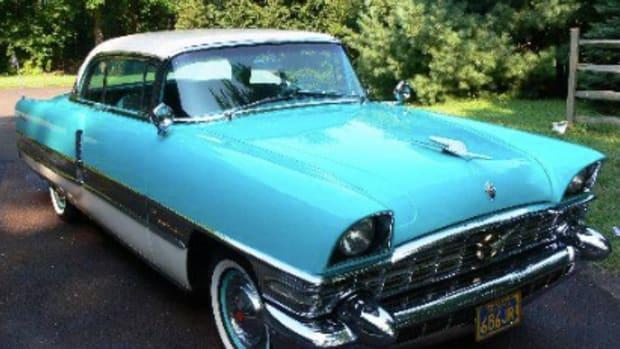 1956 Packard Four-Hundred