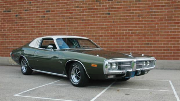 1973 Dodge Charger SE