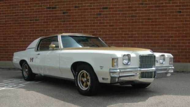 1972 Pontiac Grand Prix SSJ