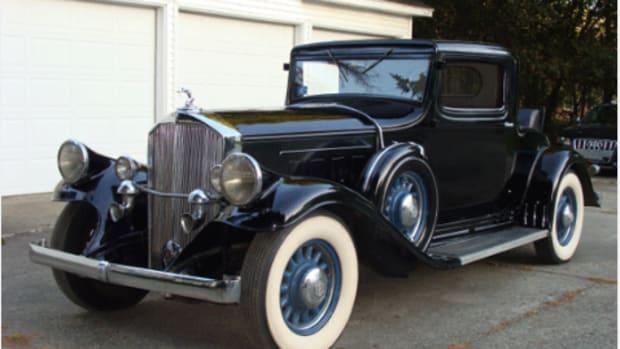 1932 Pierce Arrow Model 54
