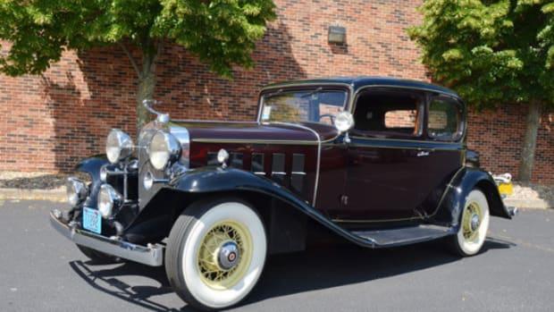 1932 LaSalle Model 345-B