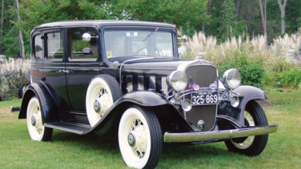 1932 Chevrolet Confederate Special Sedan