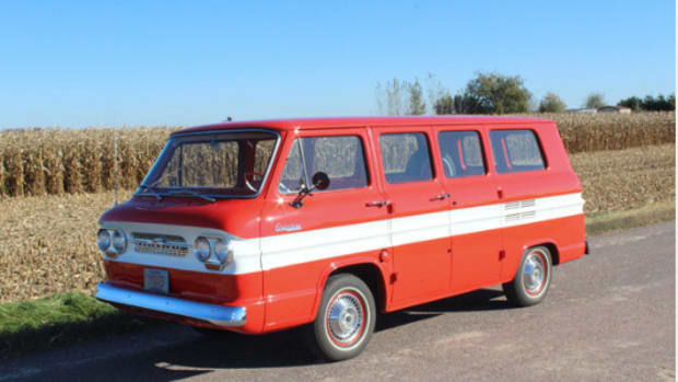 1964 Chevrolet Greenbrier van