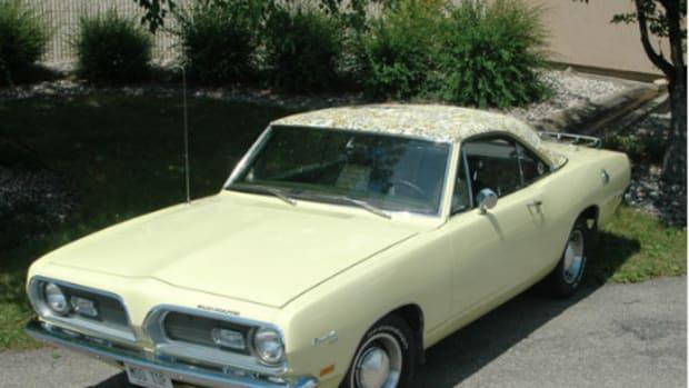1969 Plymouth 'Cuda 'Mod Top'