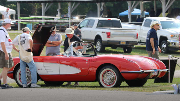 Corvettes at Carlisle 2020 3