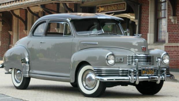 1948 Nash Super 600