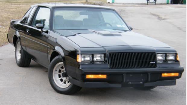 1987 Buick Regal WE4 Turbo