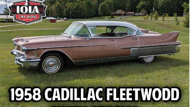 Iola Car Show '58 Caddy