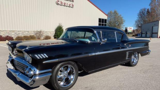 1958 Chevrolet Impala custom