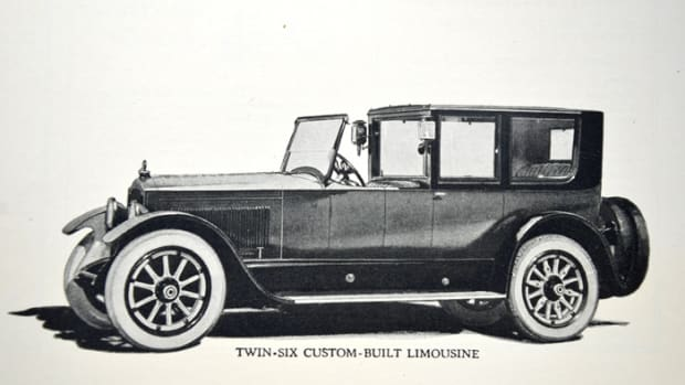 Packard Points #86 8-21-19-Twin Six Custom Limo