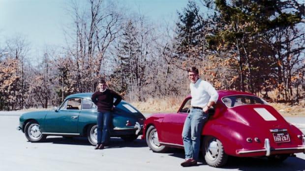 Ken and Porsche S90, 1966