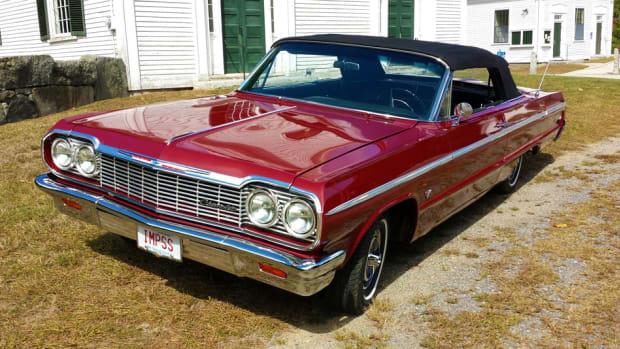 Impala front