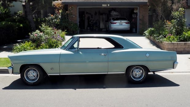 1967 SS profile
