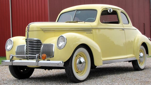 1939 Studebaker Champion Coupe