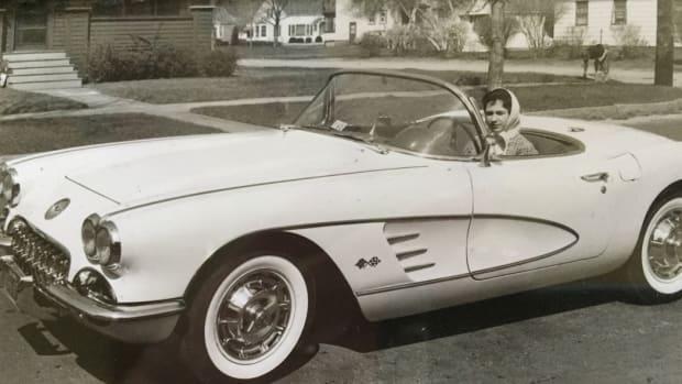 1960 Corvette vintage