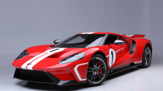 BJ Ford GT