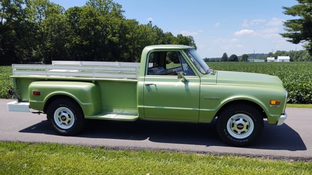 1971 Chevrolet C30 Stepside Pickup