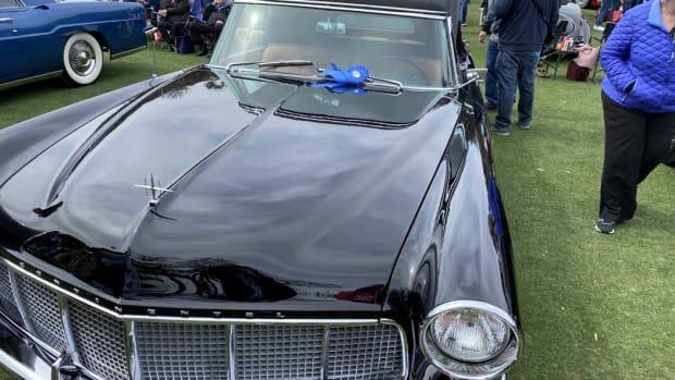 1956 Continental Derham Victoria Coupé 5