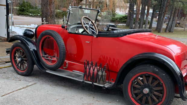 1926 Dodge Brothers roadster