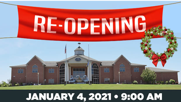 AACA Reopening