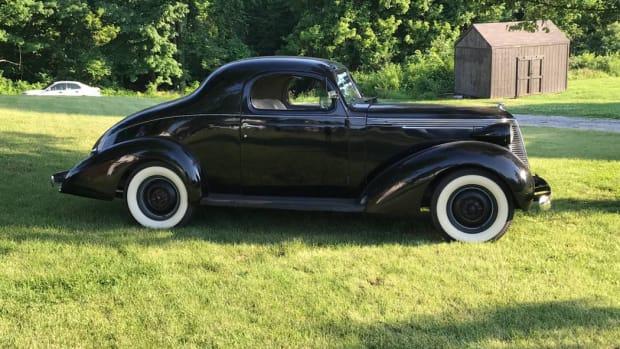1937 Studebaker