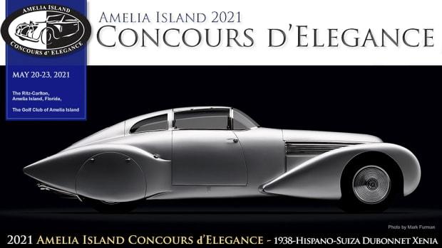 Amelia Island Concours 2021