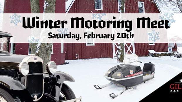 winter motoring meet