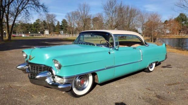 Sophi 1955 Cadillac 1