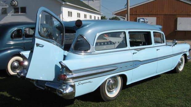 Pontiac Ambulance