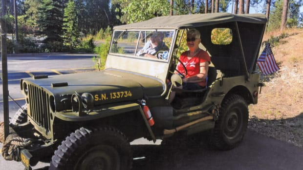The restoration of this 1943 GPW was a labor of love on two fronts: First, when it arrived it was in much worse condition than I had imagined. My perseverance would be required to get to the second front: It was going to be restored for my wife, Pris. It was her Jeep!