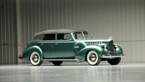 thumbnail_2- 1940 Packard Super 8 Model 1807 Convertible Sedan