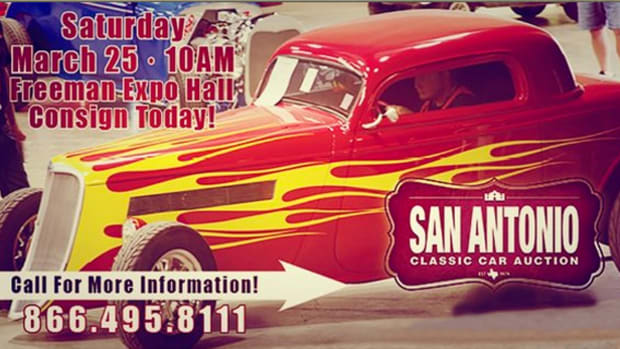 San Antonio Auction