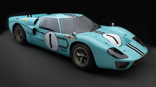 1966 Ford GT40 Mark II-B from the Miles Collier Collections at Revs Institute. Photo credit: Peter Harholdt.