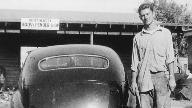 Dick Bertolucci - California Automobile Museum
