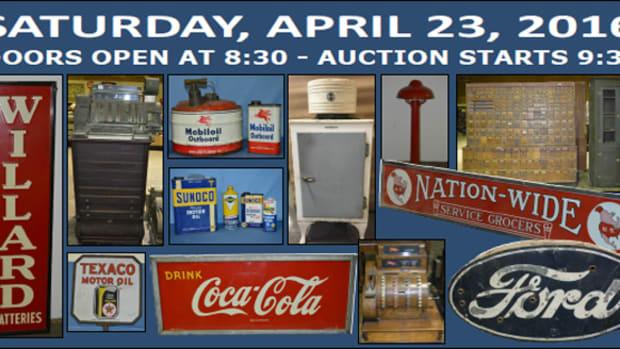 Auction Shout Out