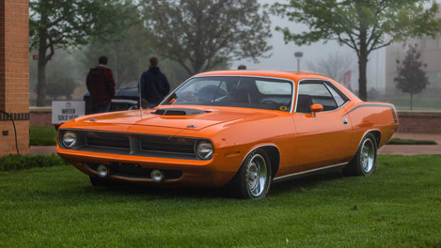 1970 Plymouth Hemi 'Cuda. - Photo Jake Pullan
