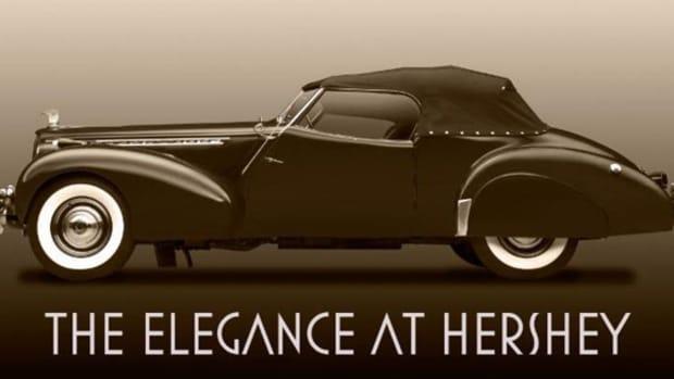 Elegance at Hershye