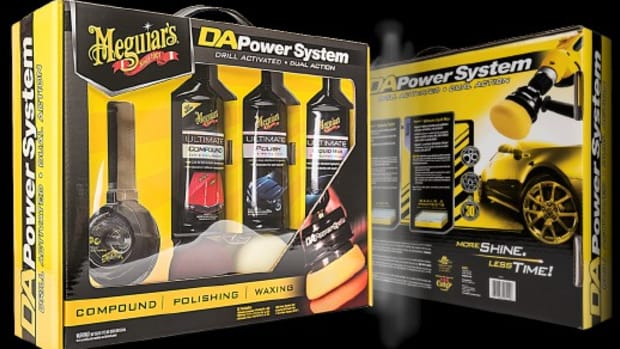 DA PowerSystem from Meguiar's.