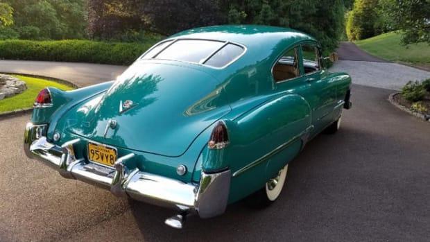 1949 Cadillac 62 Club Coupe - Loren Hulber - Macungie, PA