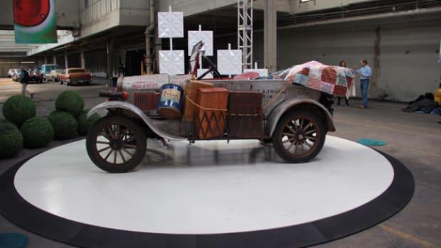 Silver Streak - photo Model T Club of America Museum