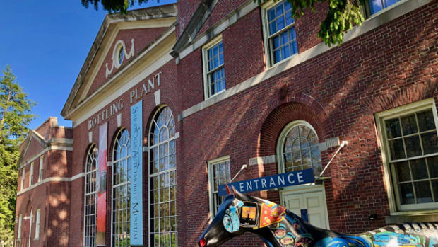 The Saratoga Automobile Museum