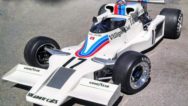 Lot 139: 1977 Shadow Formula 1 DN8-4A